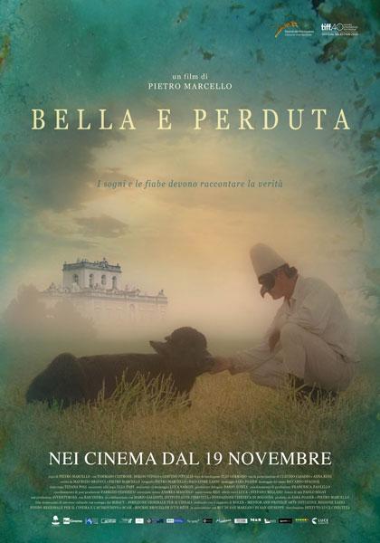 Gaudio_locandina Bella e perduta