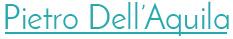 PIETRO_DELL_AQUILA_economia